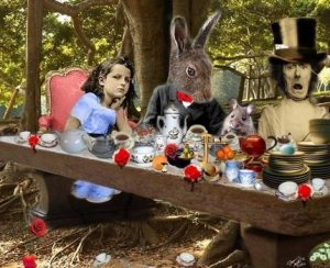 """""""A Mad Tea Party"""" by Kenneth Rougeau"""