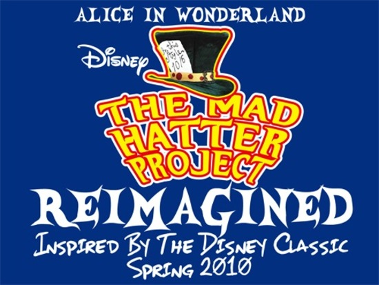cc5d7eb3d0a00 Disney and MINDstyle are collaborating on a toy collection this Spring  called the Mad Hatter Project