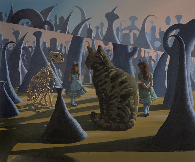 Norberto Conti Schrödinger's Cat II
