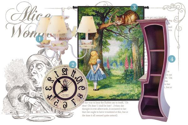 Interior Design By Wonderland « Lewis Carroll Society Of