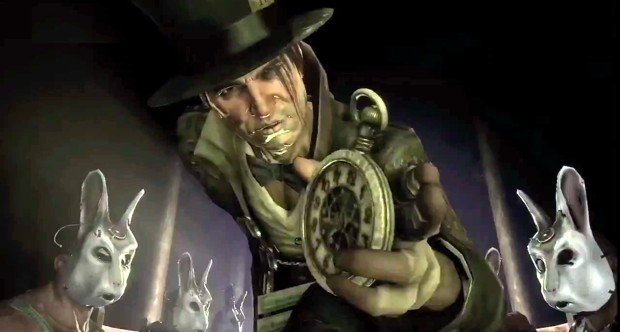 Arkham City Mad Hatter