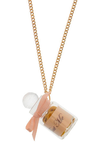 Necklace in Wonderland from ModCloth.com