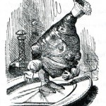 Tenniel's Leg of Mutton