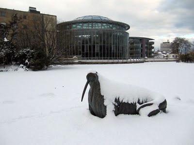Mowbury Park Walrus, Copyright Helen Wright