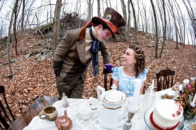 Wonderland Wedding 1