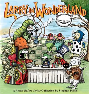 Larry in Wonderland
