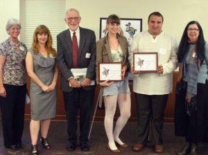 USC Libraries Wonderland Award 2011