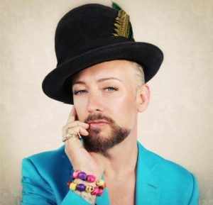 Boy George Promo Shot