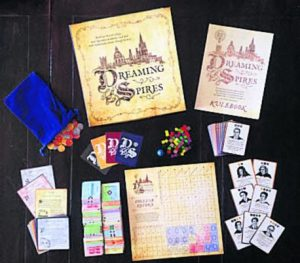 Dreaming Spires Game
