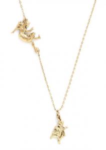 Tumble Necklace