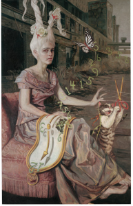 Gail Potocki Fragmented Alice