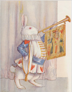 White Rabbit Herald