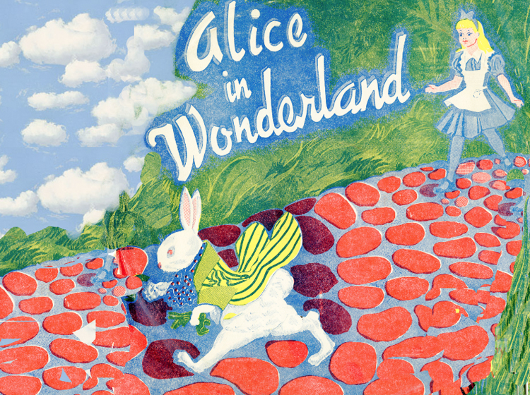 Go Ask Alice: Alice, Wonderland and Popular Culture