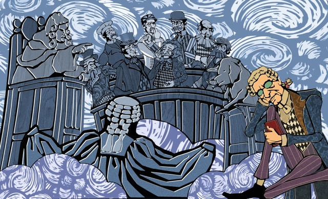 Fit the Sixth: The Barrister's Dream - Image Credit:  Greg Gathers