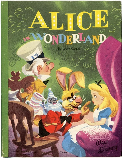 Matt Crandall: Disney's Alice in Wonderland at GEM