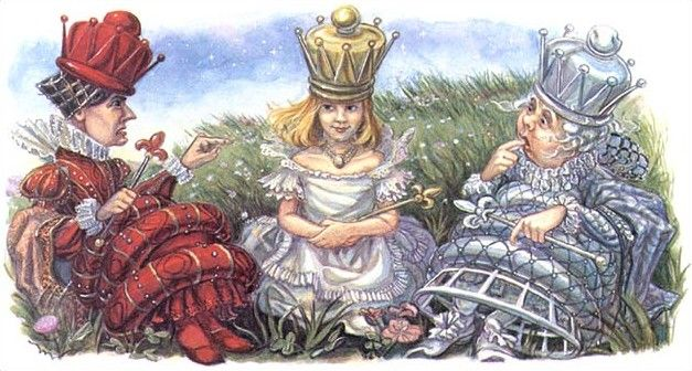 alice and the queens