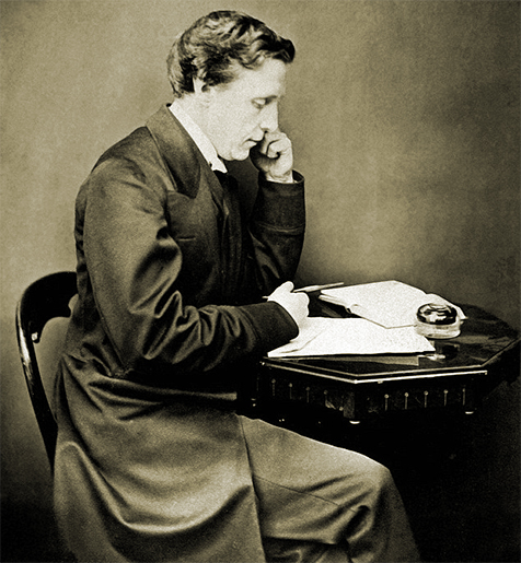 Lewis Carroll photo #2439, Lewis Carroll image