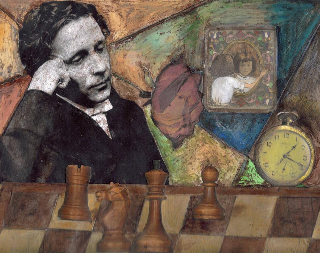 Happy Birthday, Lewis Carroll!