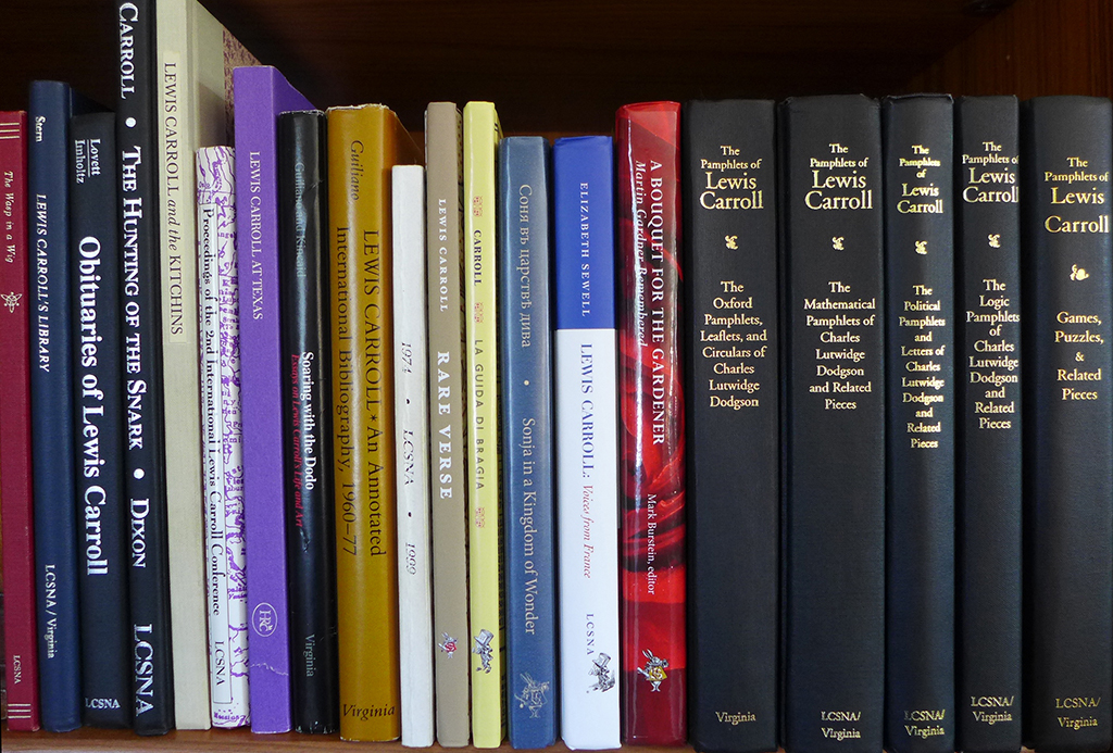 LCSNA Books