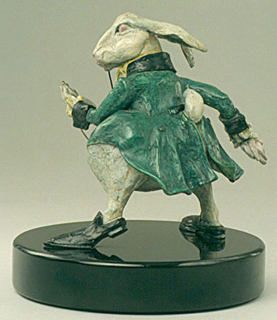 Karen Mortillaro: The White Rabbit