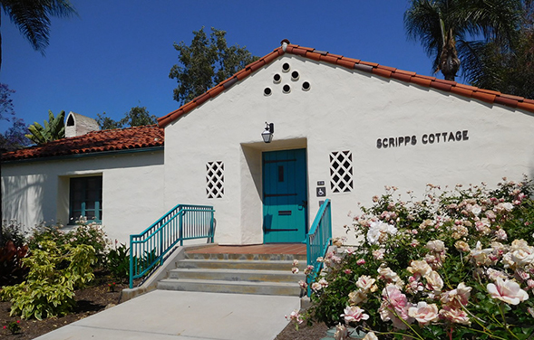 Scripps Cottage, San Diego State University