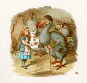 Lewis Carroll, Alice's Adventures in Wonderland