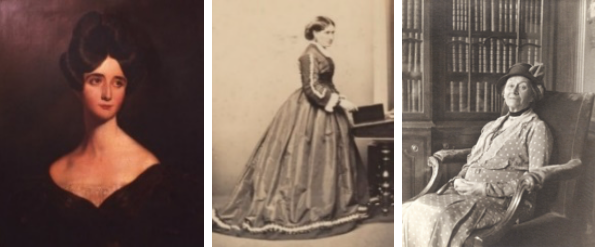 Lewis' and Alice's Mothers