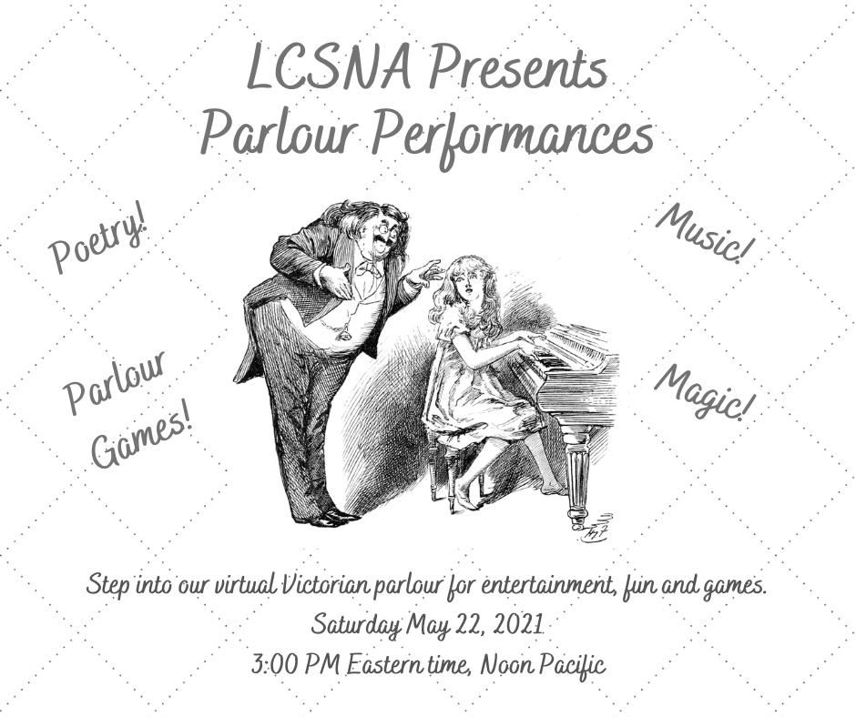 LCSNA Parlour Performances May 2021