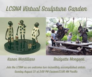 A Virtual Sculpture Garden